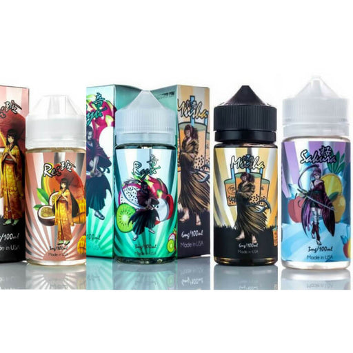 400ml Bundle by Sugoi Vapor E-Liquid #1