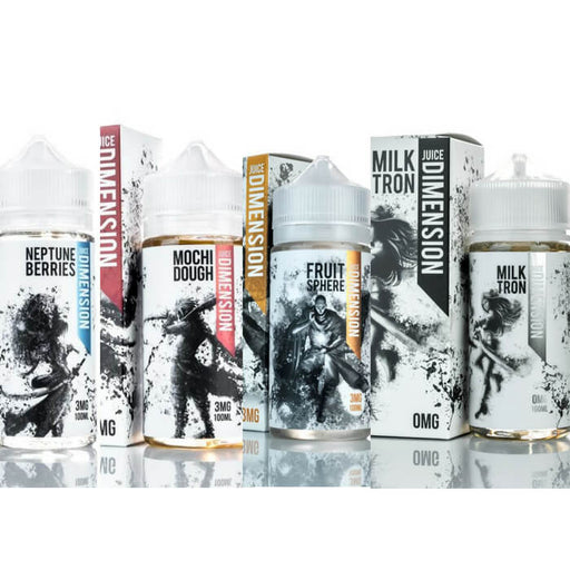 400ml Mixed Juice Dimension Bundle by Yami Vapor E-Liquid #1