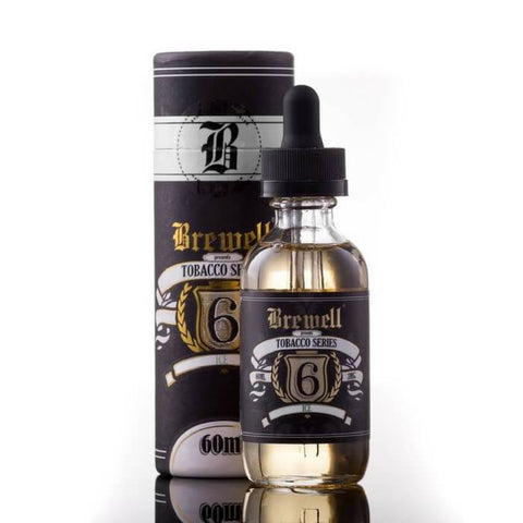 #6 (Ice) by Brewell Tobacco Series #1