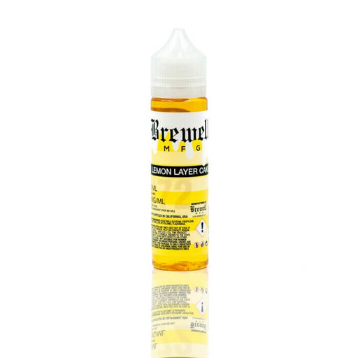 #72 Lemon-Layer Cake by Brewell Vapory #1