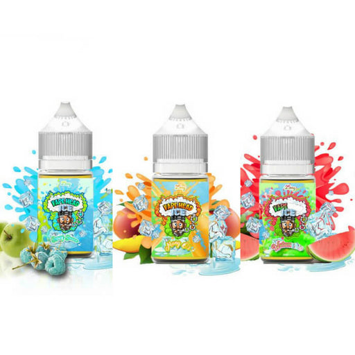 90ml Ice Nicotine Salt Bundle by Vape Heads Sour E-Liquid #1