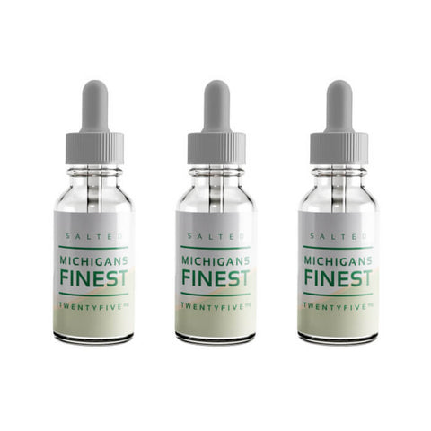 90ml Salted Michigan's Finest Bundle by Salt Drops E-Liquid