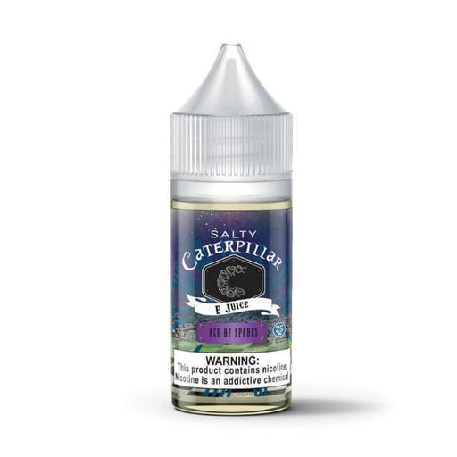 Ace of Spades Nicotine Salt by Salty Caterpillar eJuice
