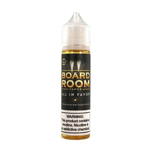 All In Favor by Boardroom Vapor E-Liquid