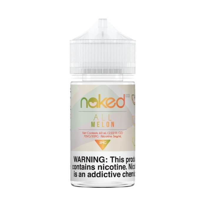 All Melon by Naked 100 Fruit E-Liquid #1