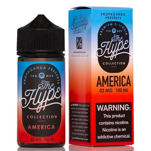 America by The Hype Collection #1