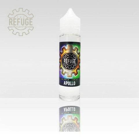 Apollo by The Refuge Handcrafted E-Liquid