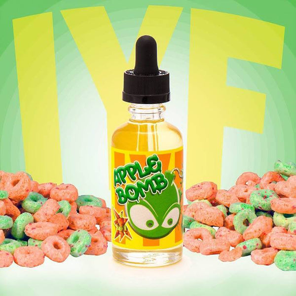 Apple Bomb by In Your Face Liquids #2