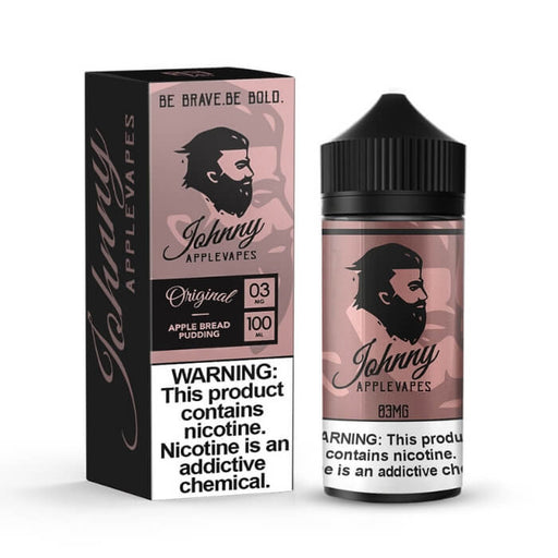 Apple Bread Pudding by Johnny Applevapes E-Liquid #1