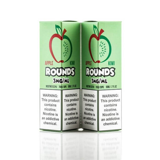 Apple Kiwi by Rounds eJuice #1