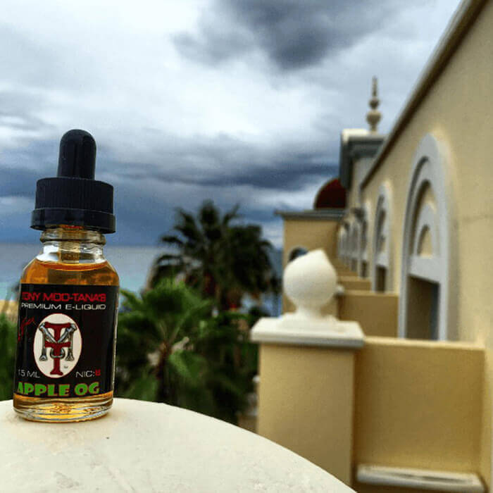 Apple OG by TMT E-Liquids #1