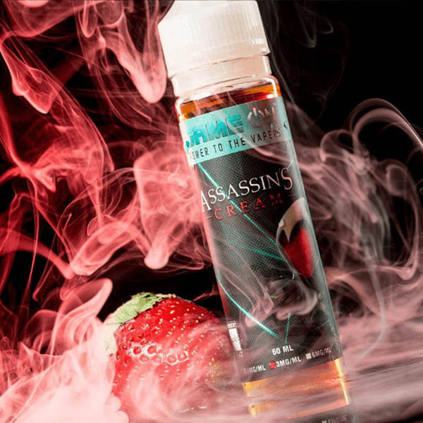Assassin's Cream by Game On eJuice #2