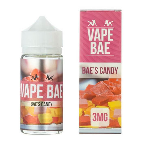 Bae's Candy by Vape Bae E-Liquid #1