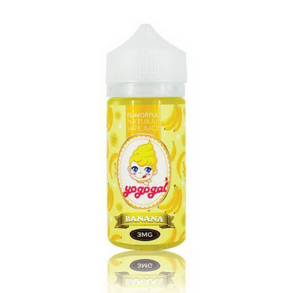Banana Froster by YoGoGal eJuice #1