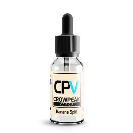 Banana Split by Crow Peak Vapor eJuice #1