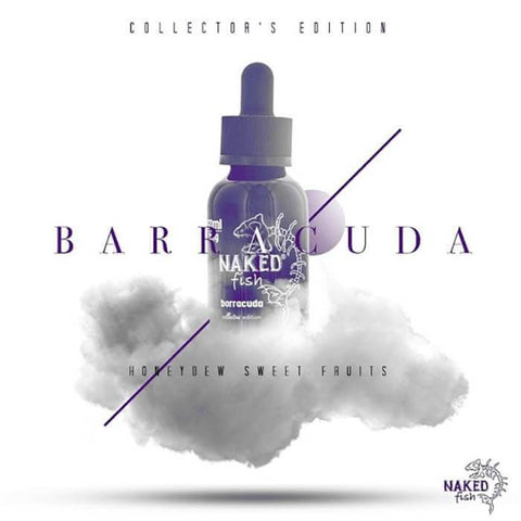 Barracuda by Naked Fish E-Liquids #1