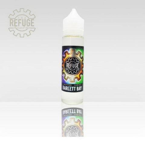 Bartlett Bay by The Refuge Handcrafted E-Liquid #1
