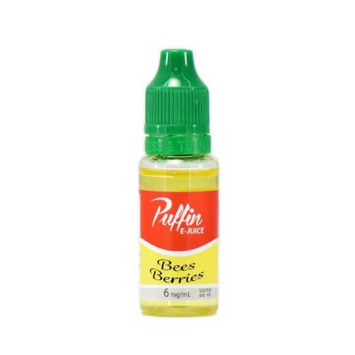 Bees Berries by Puffin E-Juice #1