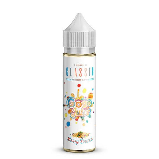 Berry Crunch by Gogo Juice E-Liquid #1