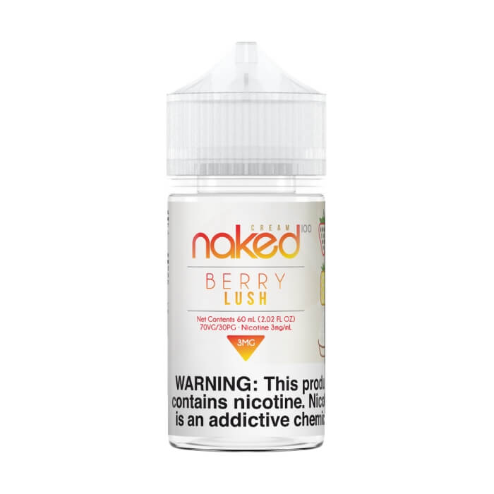 Berry Lush by Naked 100 Cream E-Liquid #1