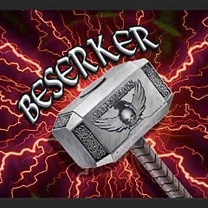 Berserker by Nordic Clouds eJuice #1