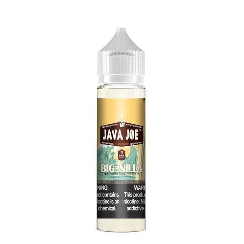 Big 'Nilla by Java Joe eJuice #1