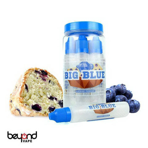 Billy's Best eJuice Presents: Big Blue #1
