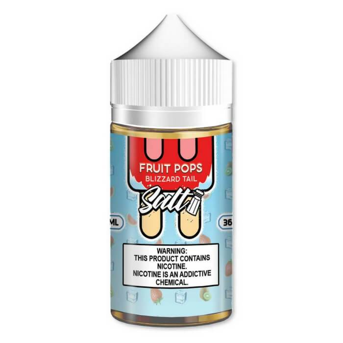 Blizzard Tail by Fruit Pops Nicotine Salt eJuice #1