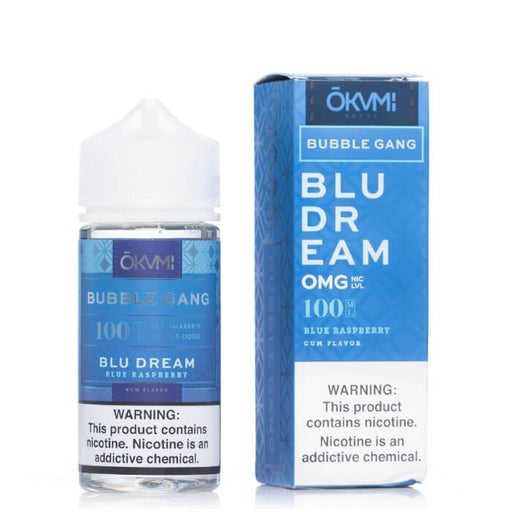 Blu Dream by Bubble Gang E-Liquid #1