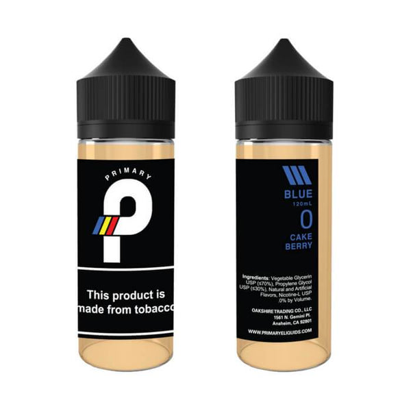 Blue by Primary E-Liquid #1