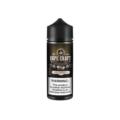 Blue Banana by Vape Craft Budget Line E-Liquid #1