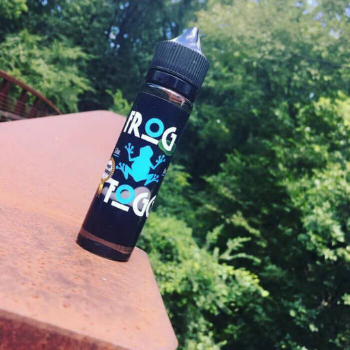 Blue Fog by Frog Fogg eJuice #1