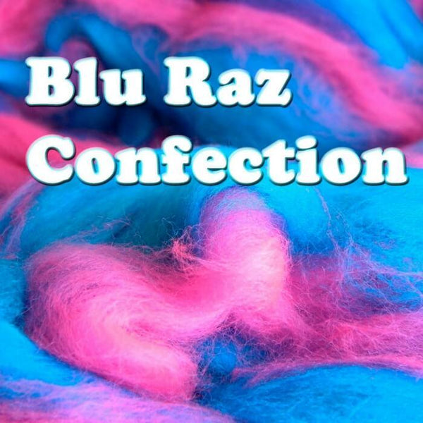 Blue Raz Confection by Pink Spot Nicotine Salt E-Liquid #2