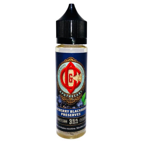 Blueberry Blackberry Preserves by C & C Apothecary E-Liquid #1
