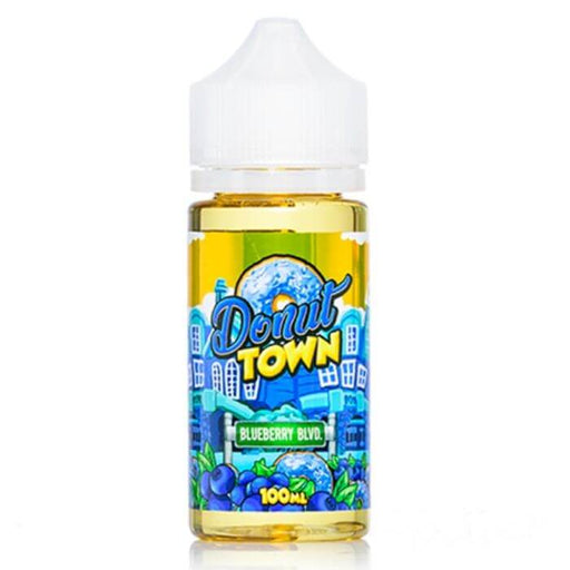Blueberry Boulevard by Donut Town E-Liquid