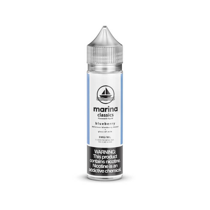 Blueberry Donut by Marina Classics eJuice
