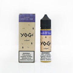 Blueberry Granola Bar by Yogi E-Liquid #1