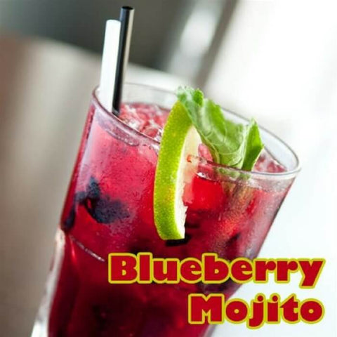 Blueberry Mojito by Pink Spot E-Liquid #2