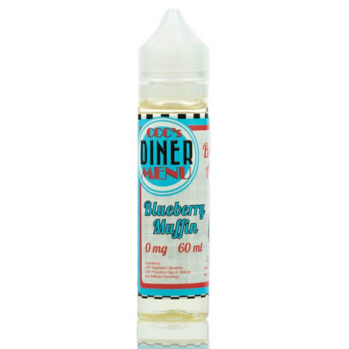 Blueberry Muffin by Caribbean Cloud Company eJuice #1