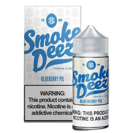 Blueberry Pie by Smoke Deez E-Liquid
