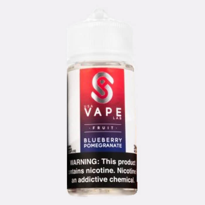 Blueberry Pomegranate by Fruit By The Ounce E-Liquid #1