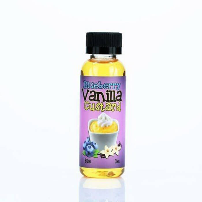 Blueberry Vanilla Custard by Custard Kings eJuice #1