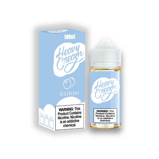 Blueberry by Heavy Cream eJuice #1