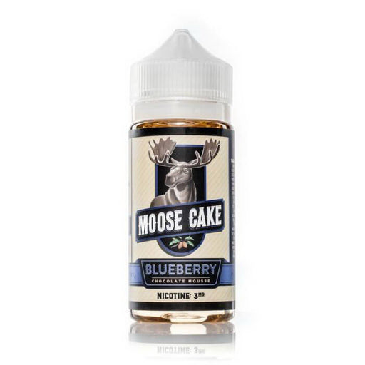 Blueberry by Moose Cake eJuice #1