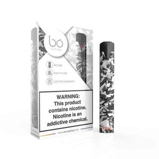 Bo One Limited Edition Snow Camo Pen Vaporizer Starter Kit #1