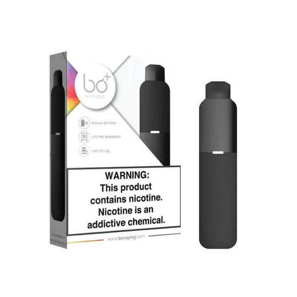 Bo Plus (Bo+) Black Pen Vaporizer Starter Kit #1