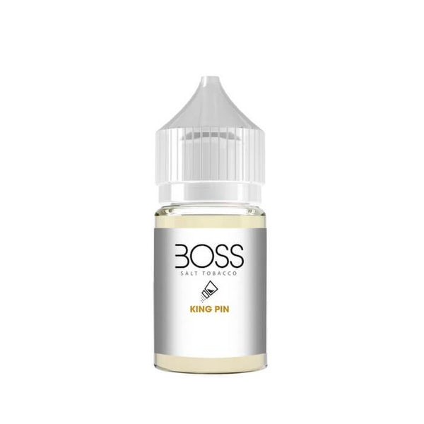 Boss King Pin Nic Salt by Apollo E-Liquids #1