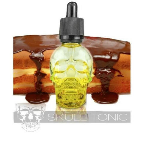 Boston Cream Pie by Skull Tonic Premium 70/30 E-Liquids #1