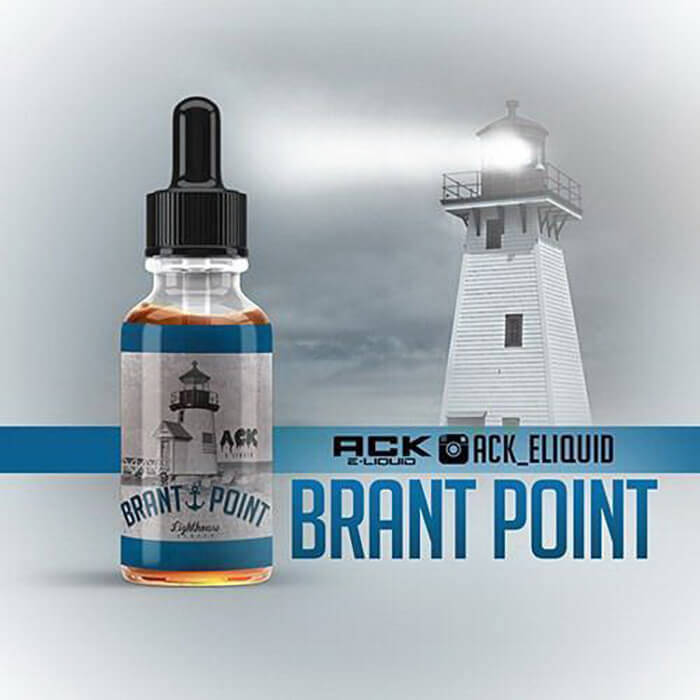 Brand Point by ACK E-Liquid #1