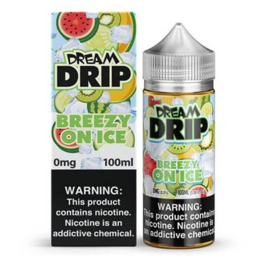 Breezy on Ice by Dream Drip E-Liquid